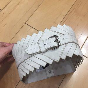 Belt off white BCBG XS